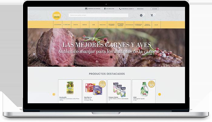 Tienda Online de Sanchez Romero Supermercados