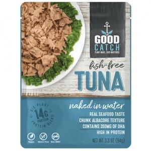Ensaladilla Rusa con Tuna naked in water Good Catch