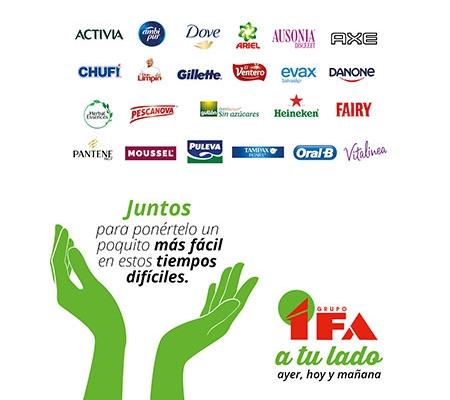 Promoción IFA a tu lado en Sanchez Romero