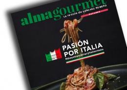 Revista Almagourmet - Pasión por Italia 2020