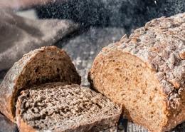 pan maravilloso en tu mesa