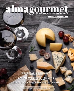 Revista Almagourmet - Especial Vinos y Quesos