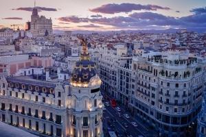 Madrid comida típica